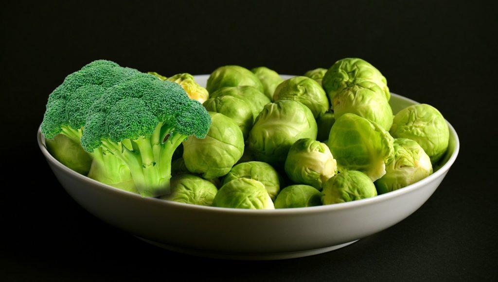 سبزیجات cruciferous