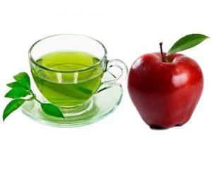 Read more about the article مصرف سیب و چای سبز شما را در برابر سرطان و بیماری قلبی محافظت میکند.