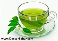 چای سبز برای تقویت سیستم ایمنی بدن