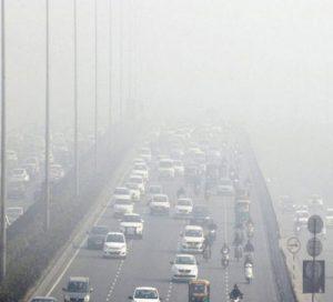 در زمان آلودگی هوا از خودتان بیشتر مراقبت کنید.