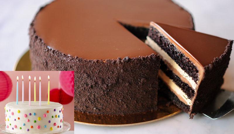 کیک از خوراکی های ممنوع در کم کاری تیروئید