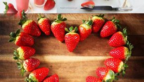 strawberry antidiabet