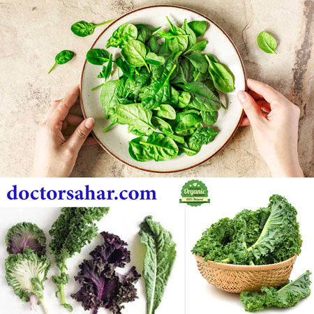 سبزیجات برای کنترل قند خون